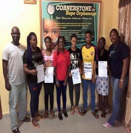Cornerstone Orphanage Home